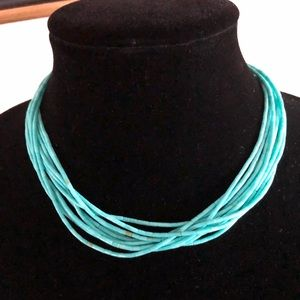 Jewelry - Dainty turquoise necklace